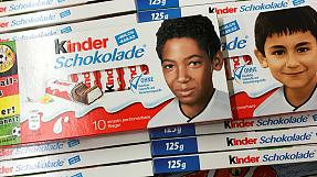 Germany: Pegida objects to Kinder using images of non-white children on its chocolate wrappers