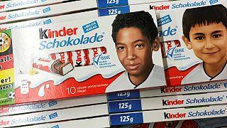Alemania: #cutesolidarity, la respuesta a la polémica del chocolate Kinder