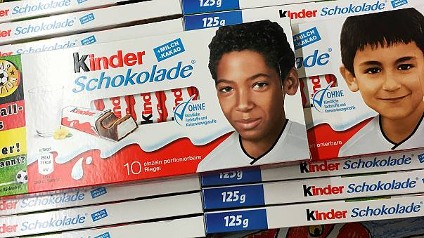 Germany: #Cutesolidarity response to Kinder chocolate controversy