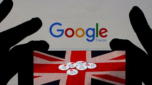 Los temores de un 'Brexit' y el futuro de acuerdo con Google