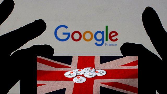 Brexit korkusu ve Google'a göre gelecek.