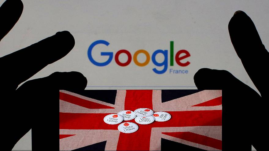 Os medos de um possível Brexit e o futuro segundo a Google