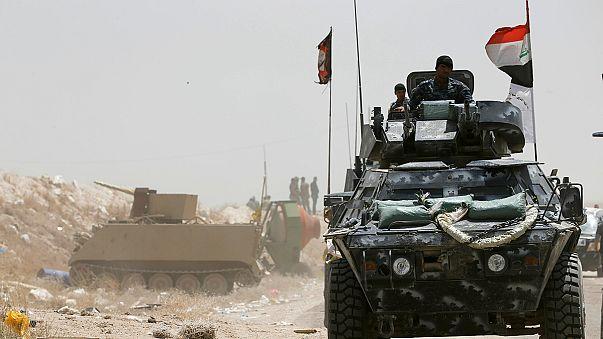 نبرد علیه داعش در عراق و سوریه