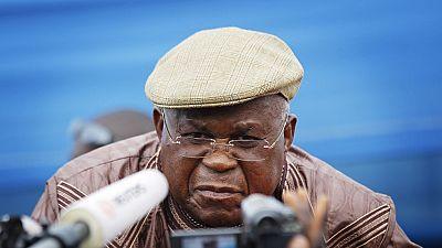 DRC opposition leader casts doubt over AU mediator Edem Kodjo