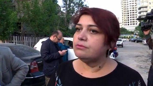 Azeri gazeteci İsmayilova artık serbest