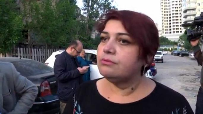 Prominent journalist freed in Azerbaijan
