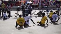 Skate football in Ghana: Hope in despair