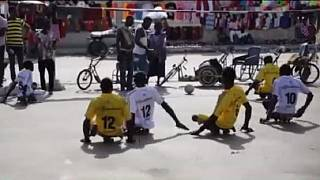 Skate football in Ghana: Hope in despair