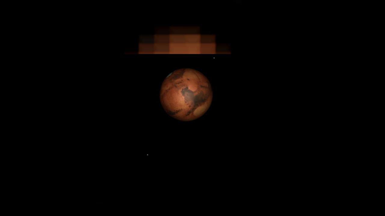 L'opposition de Mars