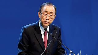 Ban Ki-moon inquiet de la situation en RDC