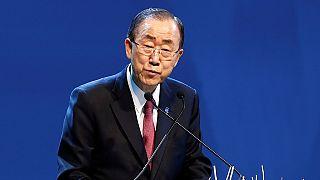 Ban Ki-moon inquiet de la situation en RDC