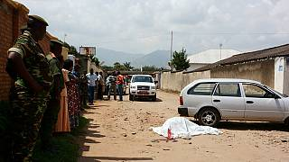 Burundian retired army officer killed amid tension over presidency