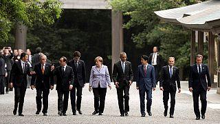 انطلاق أشغال قمة مجموعة السبع باليابان
