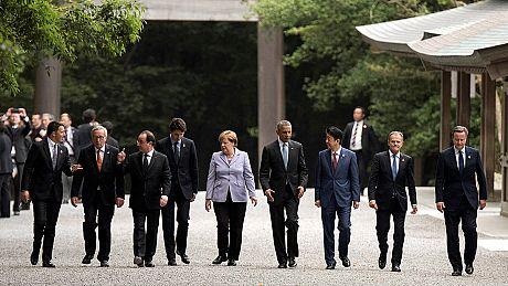 Japánban tanácskoznak a G7 vezetői