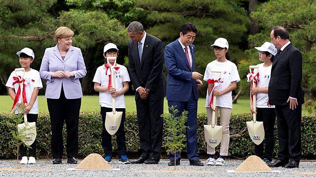 G7: за экономически сильный рост Китая без территориальных притязаний