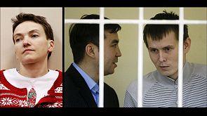 Ucrânia e Rússia trocam prisioneiros