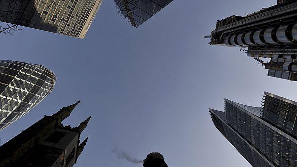 Investimento empresarial cai na Grã-Bretanha