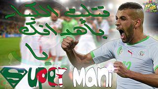 Football : l'Algérien Islam Slimani meilleur buteur africain d'Europe