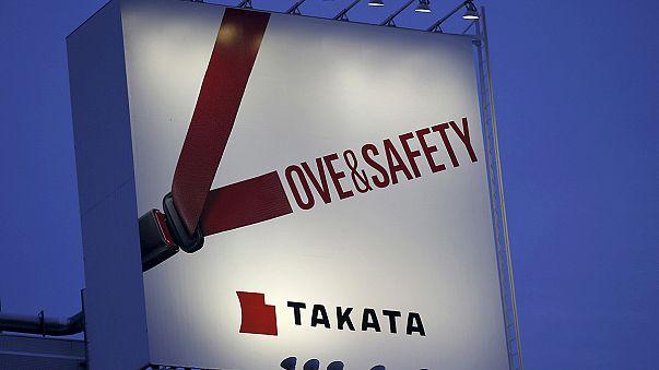 Takata cerca finanziatori per il salvataggio, voci sul fondo Usa KKR