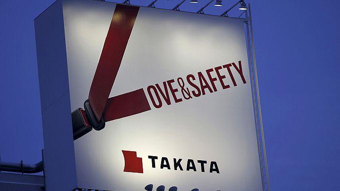 Amerikai érdeklődés a hibás légzsákokat gyártó japán Takata vállalat iránt