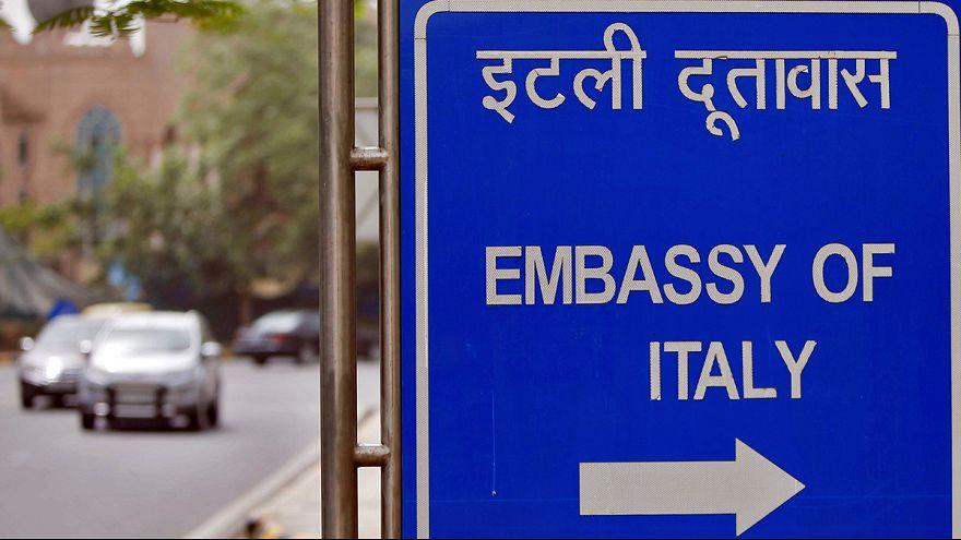 Indien lässt italienischen Matrosen unter Mordanklage ausreisen