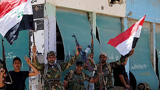 Iraqi forces poised to retake Falluja from ISIL 'soon'