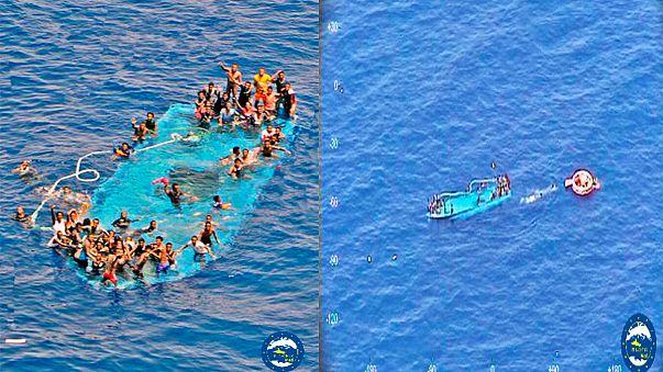 Újabb tragédia a Földközi-tengeren, akár nyolcvanan is vízbe fulladhattak