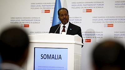 Somalia president raises concern of over plans to shut Dadaab refugee camp