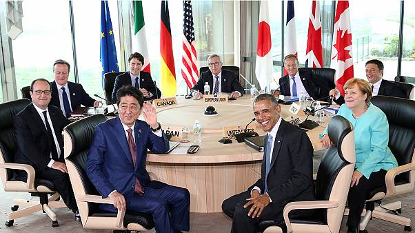 G7 leaders express concern for emerging economies