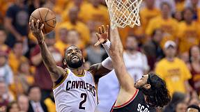 Cleveland one win away from NBA final