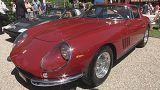 Конкурс элегантности коллекционных автомобилей