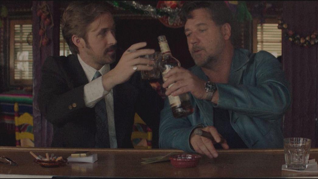 Két rendes fickó: Russell Crowe és Ryan Gosling