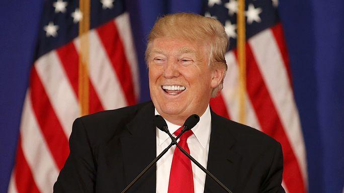 Trump gains enough delegates for Republican nomination: AP
