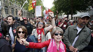 کُندی اصلاحات، بهای اعتصابهای معاصر در فرانسه