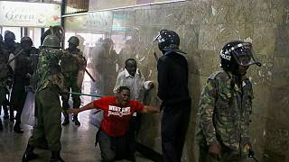 Kenya: Police disperse protests against electoral commission