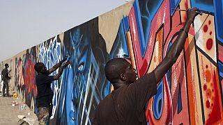 Sénégal : les artistes africains continuent d'exposer leurs créations à Dak'art