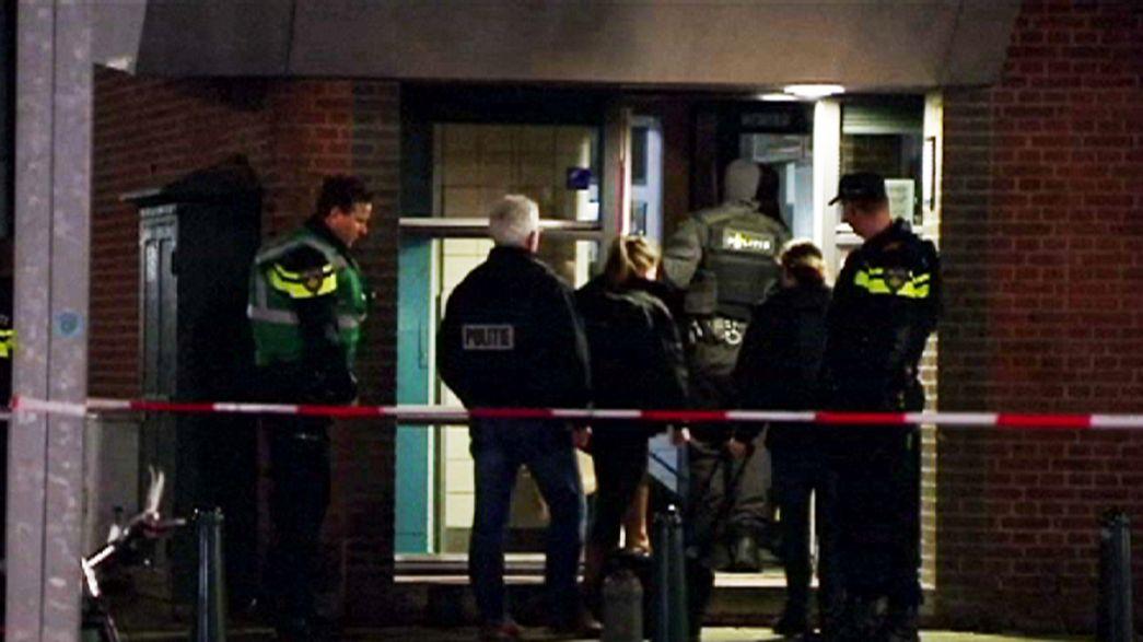 Hollanda terör zanlısını Fransa'ya iade ediyor