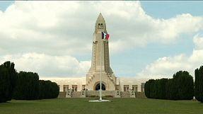 France holds international commemorations to mark the centenary of the Battle of Verdun