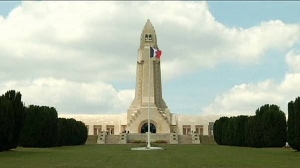 France marks the centenary of the Battle of Verdun