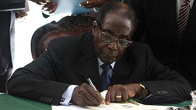 Mugabe pardons over 500 female inmates of struggling prisons