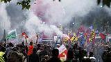 احتجاجات جديدة في مختلف المدن الفرنسية ضد قانون العمل