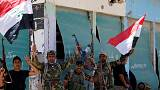 بدعم من قوات التحالف...القوات العراقية تصعد عملياتها العسكرية لاستعادة الفلوجة من داعش