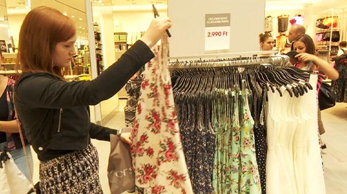 A ruházati üzletházak is küzdenek a klímaváltozással