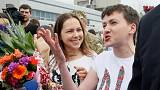 Leaders 'influenced Putin' over Savchenko release, say Ukraine pilot's lawyers