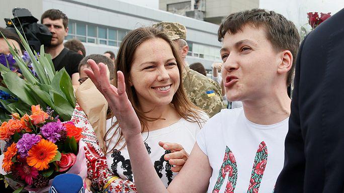 Ukraine : à qui profite la libération de Nadiya Savtchenko ?