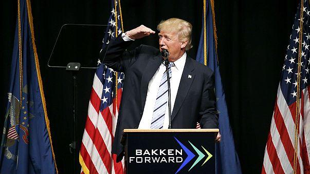Trump yeterli delege sayısına ulaştı