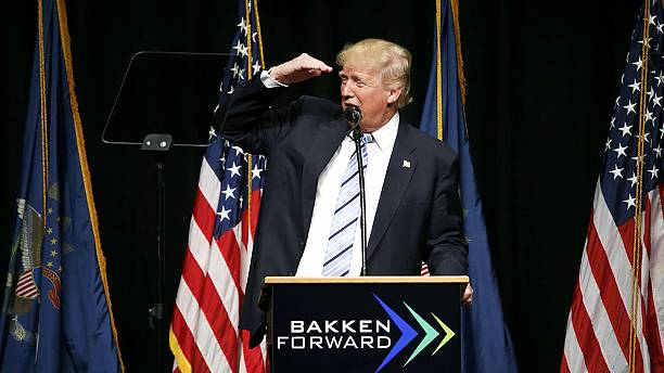 Donald Trump wins enough delegates to clinch Republican nomination