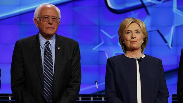 With defeat in sight, angry Sanders keeps rankling Clinton