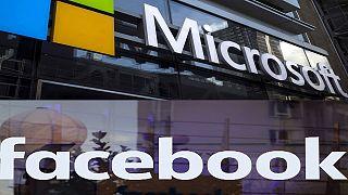 شراكة بين فيسبوك ومايكروسوفت لمدّ خطوط بحرية بين أميركا وأوربا