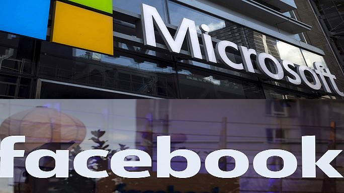 Мicrosoft и Facebook свяжут США и Европу кабелем